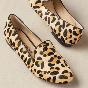 Soft Surroundings Animal Print Loafers